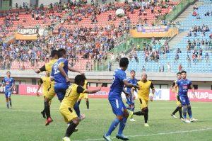 Melaju ke Semi Final, Singo Edan Permalukan Bhayangkara FC 0-4