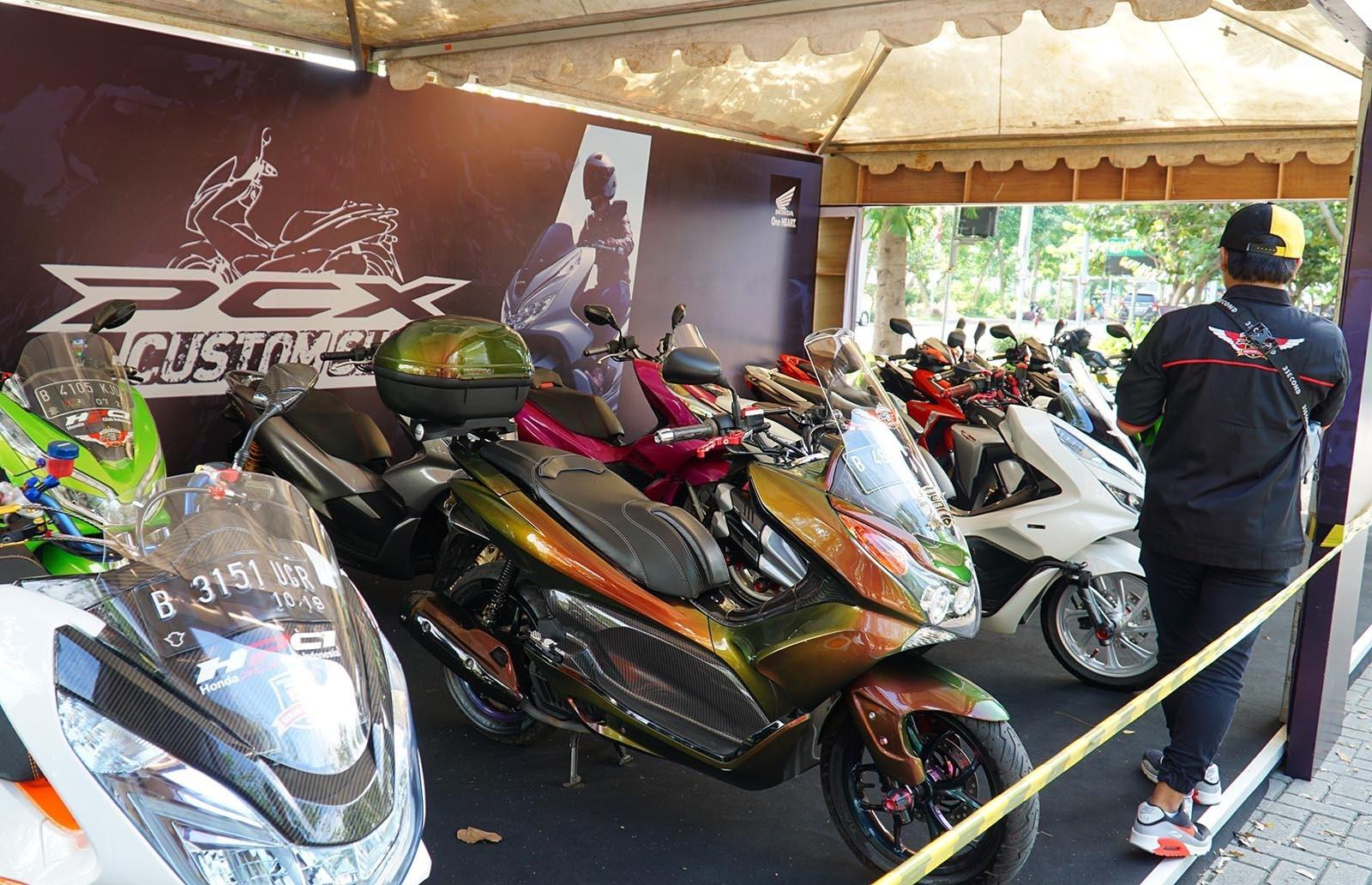 Honda Premium Matic Day 2019 Sapa Bikers Kota Bekasi