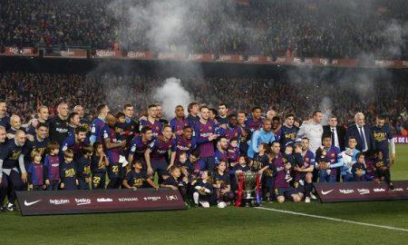 10 Momen Penting di Balik Keberhasilan Barcelona Juarai La Liga 2018-2019