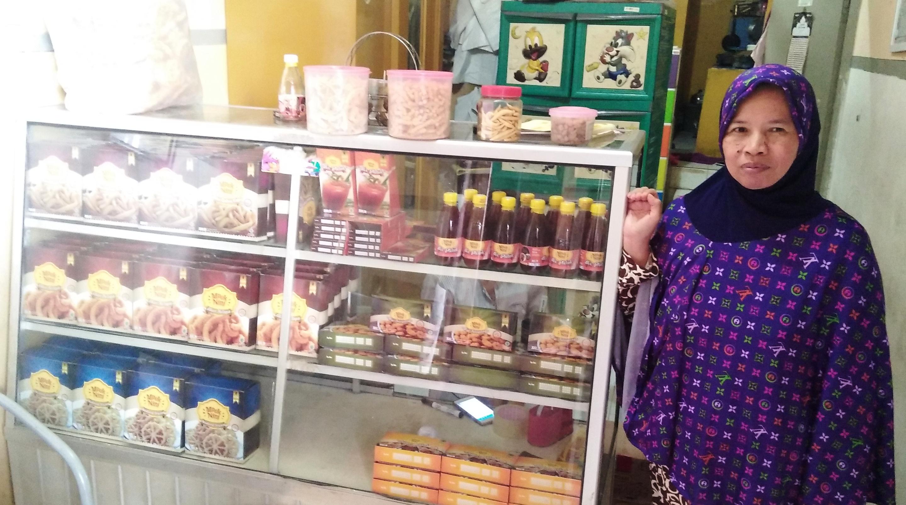 Oleh-oleh Bekasi Dijual Murah, Bisa Pilih 8 Varian Makan