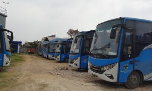 Tron Dorong Digitalisasi Transportasi Umum di Bekasi