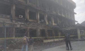 Siswa SMK Yadika Diliburkan 3 Hari Pasca Kebakaran Hebat