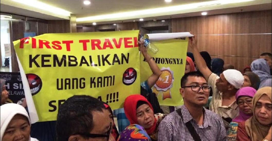 Tak Terima Aset First Travel Dirampas Negara, Korban Asal Bekasi Minta Dikembalikan Duit Secukupnya