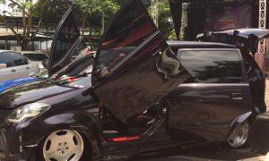 57 Mobil Ramaikan Kontes Modifikasi Season II Freefall 234 SC Kota Bekasi