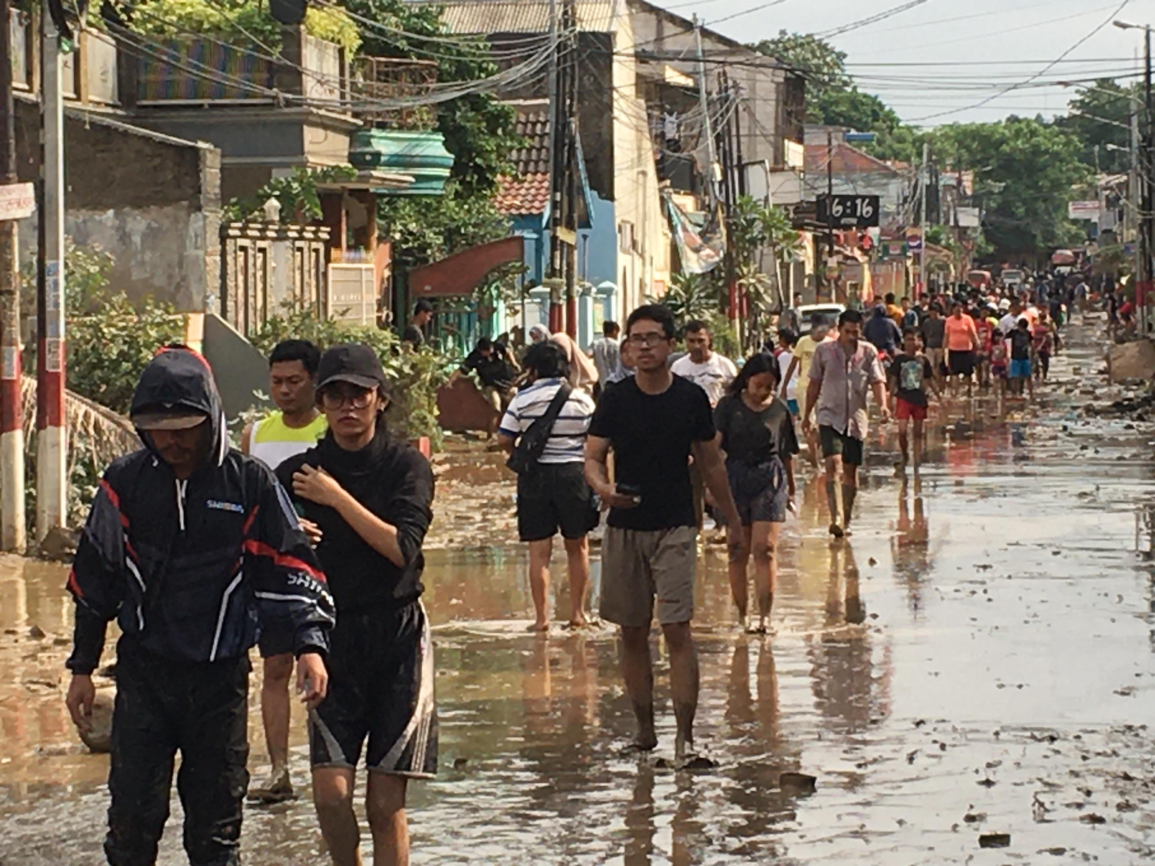 Status Tanggap Darurat Banjir Kota Bekasi Diperpanjang 7 Hari