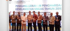 PT BBWM Sabet 3 Penghargaan Bidang K3LH
