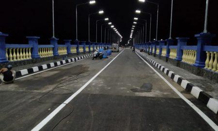 Jembatan Penghubung Bekasi Karawang Diresmikan