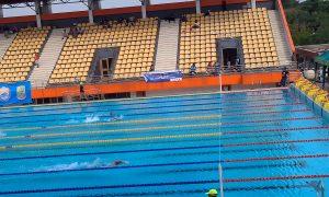 Aquatic Centre Wibawamukti Bekasi Dipilih jadi Pusat Latihan PRSI Jabar