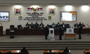Diduga Palsukan Dokumen, Panlih DPRD Kabupaten Bekasi Dilaporkan ke PMJ