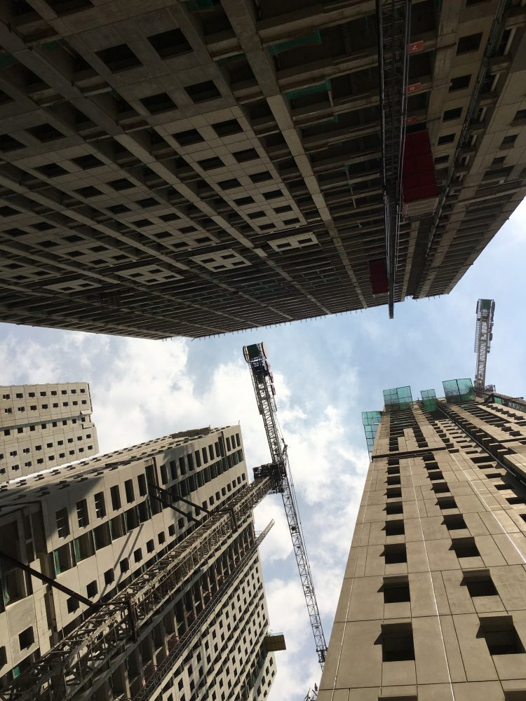 Transpark Juanda Topping Off Phase 3 Ruby Tower, 80 Persen Sudah Terjual