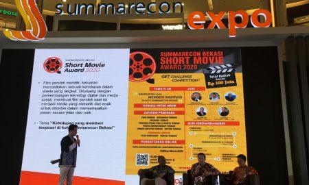 Ini Dia Rangkaian Hiburan Menarik Summarecon Bekasi Expo 2020