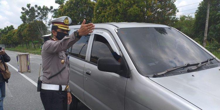 Tekan Angka Pemudik, Bekasi Tutup Akses Jalan Pantura