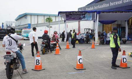 801 Karyawan Aice Group Jalani Rapid Test Paska Libur Hari Raya