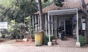 Ditinggal WFH, Kantor UPTD Taman Hutan Kota Bekasi Diobrak-abrik Pencuri