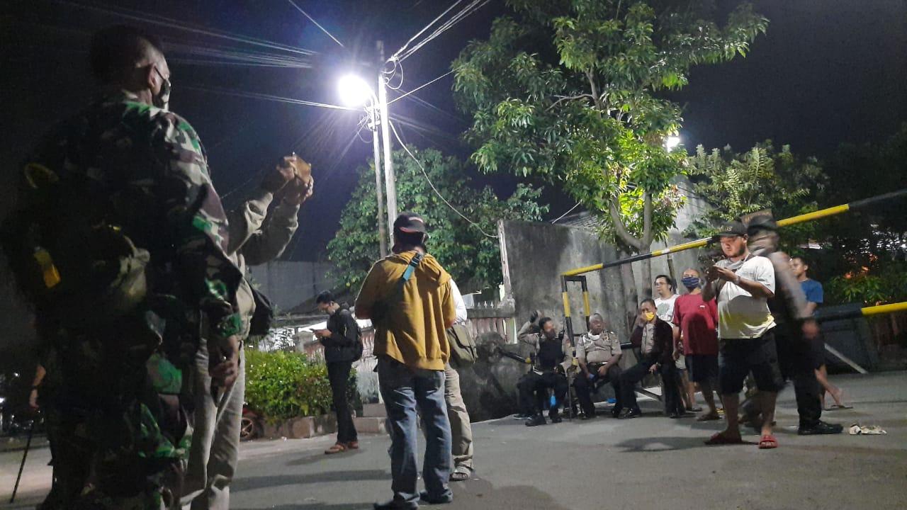 Ratusan Polisi Kepung Persembunyian Kelompok John Kei Sejak Magrib