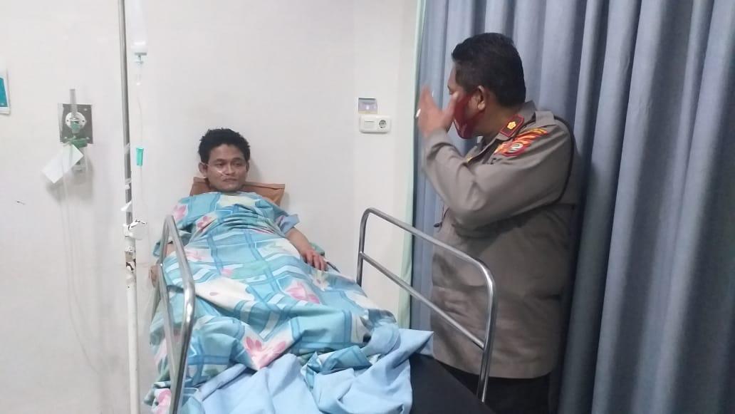Rumah Warga di Kampung Mede Bekasi Terbakar, Polisi Duga Ulah Anak Pemilik yang Stres