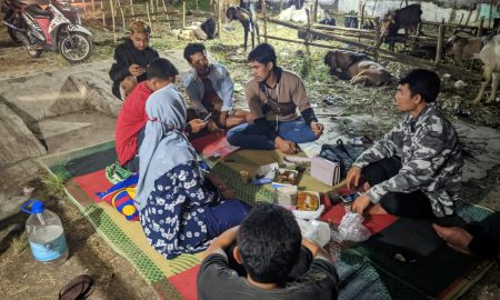 Perampok Bersenjata Tajam Satroni Lapak Hewan Kurban di Jatiasih, 8 Kambing Dibawa Kabur