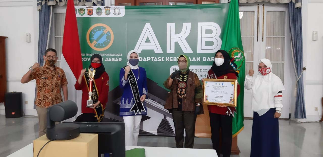 Foraksi Kota Bekasi Sabet Penghargaan Terbaik se-Jabar di Ajang Sinka Sindi Awrd 2020