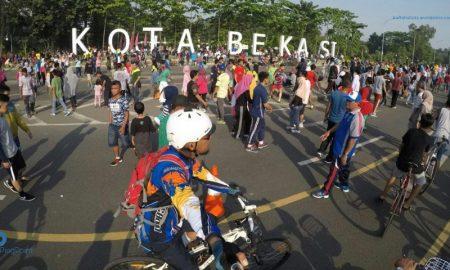 Siap-siap, 500 Pengunjung CFD Bakal di Rapid Tes Besok