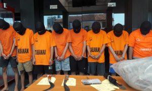 Tawuran di Jatiasih Telan Satu Korban, Polisi Tetapkan 8 Anak Dibawah Umur jadi Tersangka