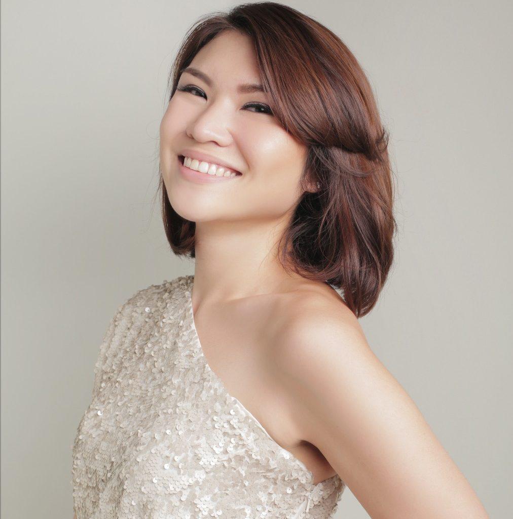 Su-Mae Chia, Key Leader Regional Marketing HDI and BSKIN's Brand Ambassador. Foto: WWCOMM