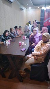 Momen bukber konstituen Nuroji di Kota Bekasi