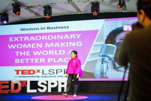 Prita Kemal Gani (CEO LSPR Communication & Business Institute) on Zoom