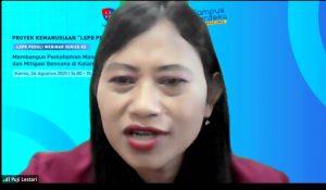 Dr. Puji Lestari Peneliti Komunikasi Bencana & Dosen UPN Veteran Jogjakarta